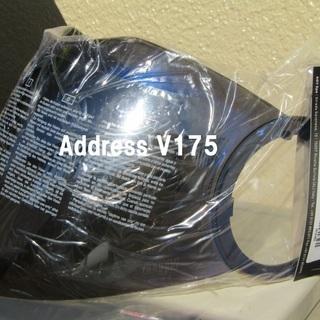 agv CITY 18-2 イリジウム・ブルー M-L-XLシエル用