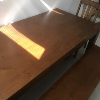 ダイニングテーブルセット(価格交渉承ります)