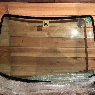 11年式ワゴンR フロントガラス