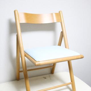 早い者勝ち 無印良品muji 折りたたみチェア 椅子 デスクチェア ブナ材無印の画像