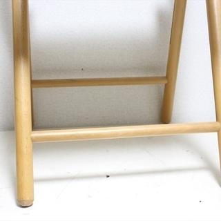 早い者勝ち 無印良品muji 折りたたみチェア 椅子 デスクチェア ブナ材無印 - 売ります・あげます
