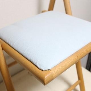 早い者勝ち 無印良品muji 折りたたみチェア 椅子 デスクチェア ブナ材無印 - 家具