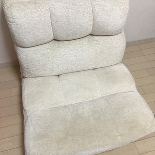 1人用★ずっしり大きめソファ