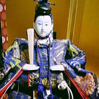 【中古美品】雛人形 七段飾り ひな久