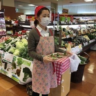 【急募!!】11/18(土)試食販売のお仕事