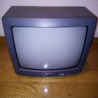 ファミコンゲーム用テレビあげます。