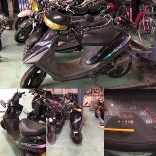 dio 原付 SR バイク 50cc ツースト