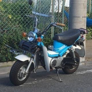 【買取保証付き】ヤマハチャピィ50AT (フルレストア済)