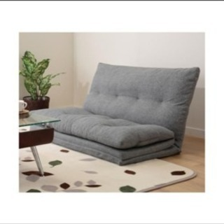 折りたたみソファー、売ります。