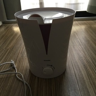 アイリスオーヤマ 超音波式加湿器