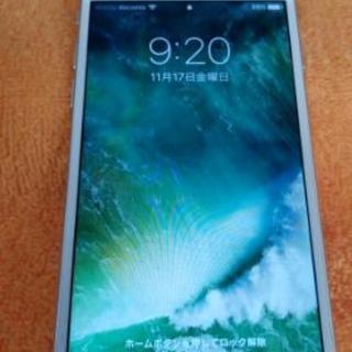 【美品】docomo iPhone6 64GB シルバー 中古