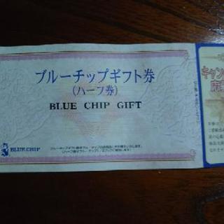ブールチップハーフ券