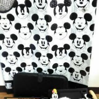 ミッキーマウスカー用品セット