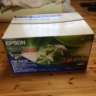 EPSONプリンター  PM-940C(ほぼ未使用)