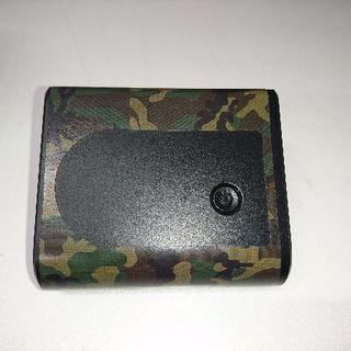 パナソニック AC充電器一体型モバイルバッテリー