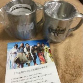au 金ちゃんステンレスマグカップ2個セット