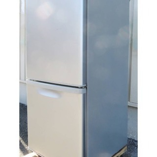Panasonic《ノンフロア2ドア冷凍冷蔵庫》NR-B142W-...