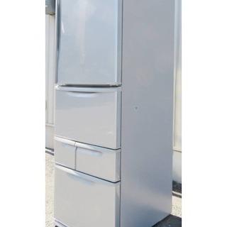 東芝《5ドア自動製氷大容量冷蔵庫》GR-D43N(NS) 427L...