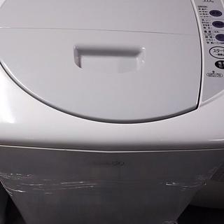 [SANYO全自動洗濯機5キロ/2002年製]⁑リサイクルショップヘルプ