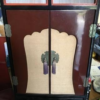 小さな仏壇展示品
