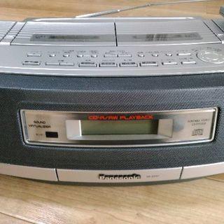 Panasonic パナソニック RX- ED57 portabl...