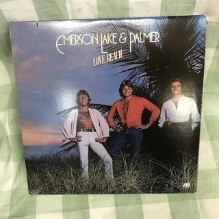 LP レコード EmersonLake&Palmer(ELP) ...