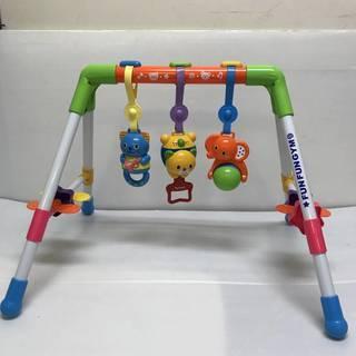 TOYROYAL メロディFUNFUNジム 子供おもちゃ プレイ...