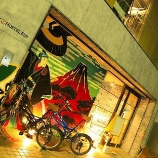 2016年OPEN、浅草駅周辺デザイナーズゲストハウスの住み込みス...