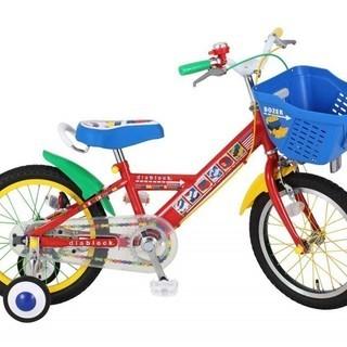 【新車】④子供用自転車16インチ【メーカ-在庫限り】