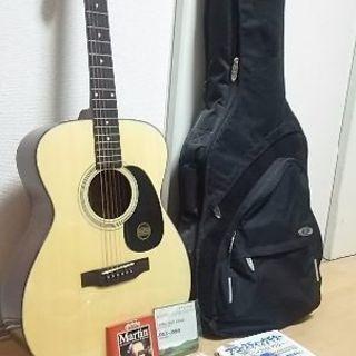 ギター Aria Dreadnought AF-25 N