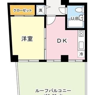 JR西荻窪駅徒歩13分・大型ルーフバルコニー付き分譲タイプのマンション