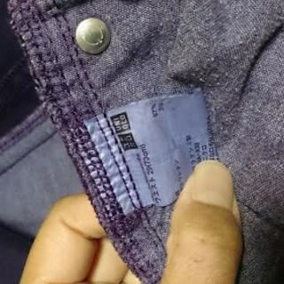 UNIQLOのズボン値下げしました。
