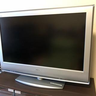 中古 BRAVIA 32型 液晶テレビ 07年製