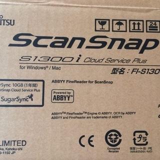 ScanSnap S1300i FI-S1300A-C