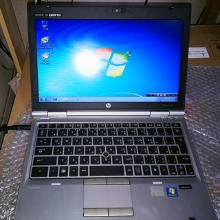 ⑥EliteBook改 Core i5 SSD Win7 Pro ...