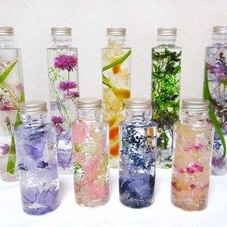 今月30日のみ受け付け可能!税込み2,500円! 自分好みの花のインテリア「ハーバリウム」体験会 - フラワー