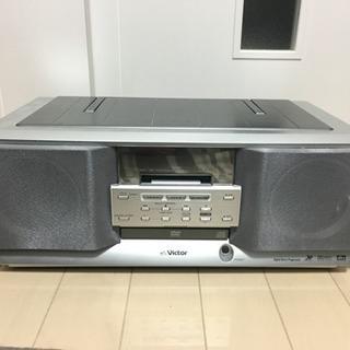 CD.MDプレーヤー/中古/Victor RD-XV10/説明書....
