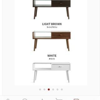 ホワイト テーブル