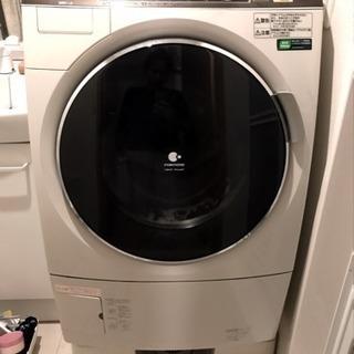 急募Panasonic ドラム洗濯機NA-VX7100L 9kg