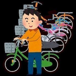 冬期間自転車保管します。