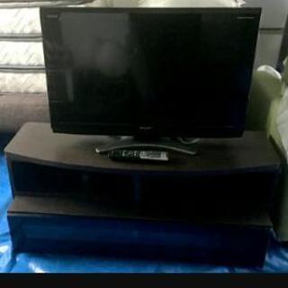 32型の大型TVお譲りさせて頂きます。