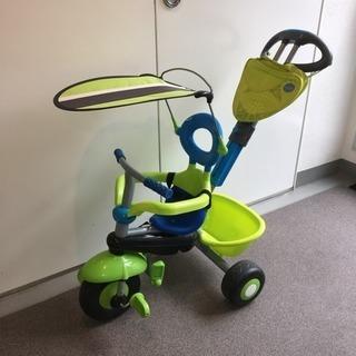 スマートライク(smarTrike)三輪車