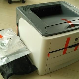 【未使用】CANON LBP3300 モノクロレーザープリンタ