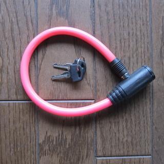 自転車鍵 1