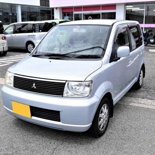三菱 ekワゴン 車検付(31年7月)