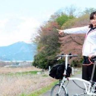 自転車に乗って、空地や建築物件を撮影するだけの簡単なお仕事です(^^ゞ