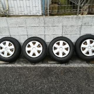 スタッドレスタイヤ ice GUARD iG30155/80R13