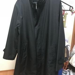 メンズ コート ブラック