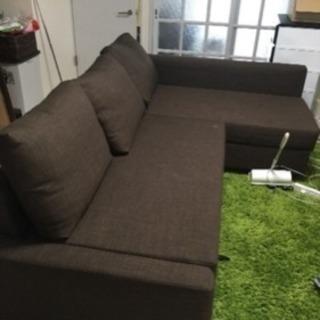 ソファーベッド 大きいです