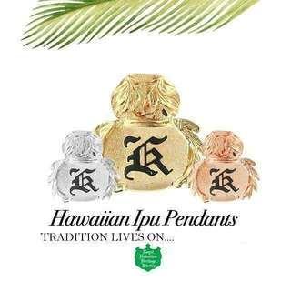Hawaiian Ipu Pendants ロイヤル ハワイアン ...